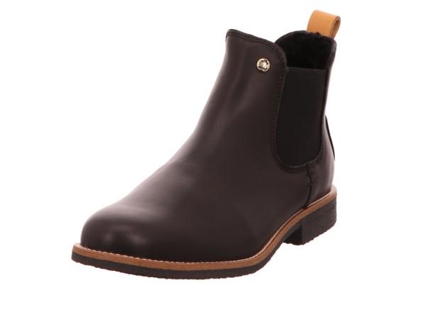 262808367499d8 Women Panama Jack Chelsea Boot black
