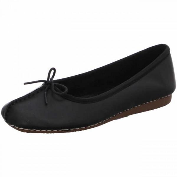 begrenzter Verkauf neueste auswahl am besten auswählen CLARKS Ballerina Shoes black freckle ice