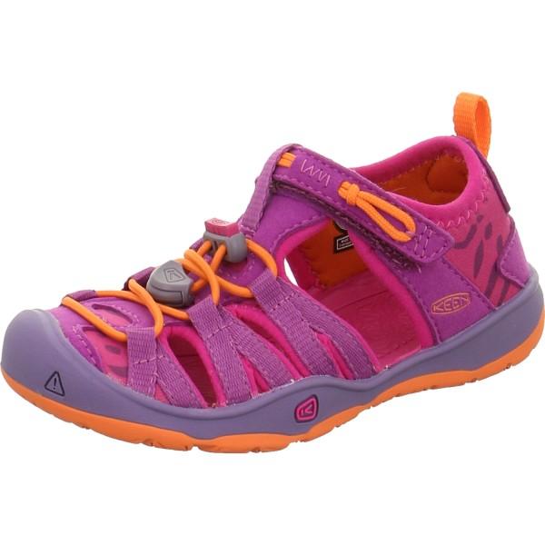 info for b073f e6f5e Keen Girls Sandals purple/pink purplewine/nasturtium Nylon/Ne