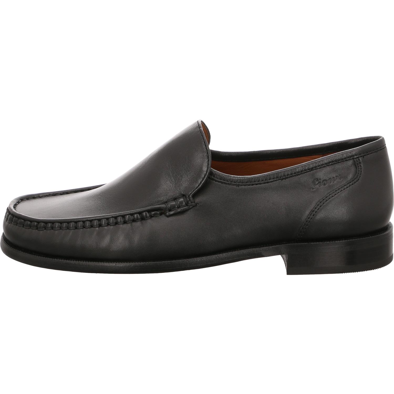 Sioux Klassische Slipper schwarz carol 48,5